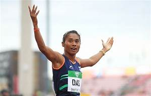 'Hima Das will inspire younger athletes' - Rediff.com Sports