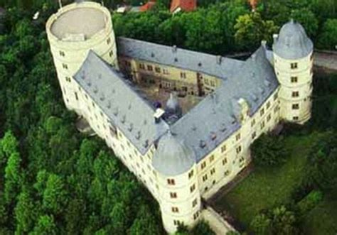 Nazi Fortress Wewelsburg Castle Has Become A Popular