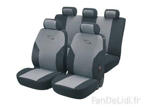 accessoire siege auto housse de siège auto accessoires voiture fan de lidl fr