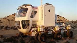 NASA Lunar Rover First Public Appearance in U.S. Inaugural ...