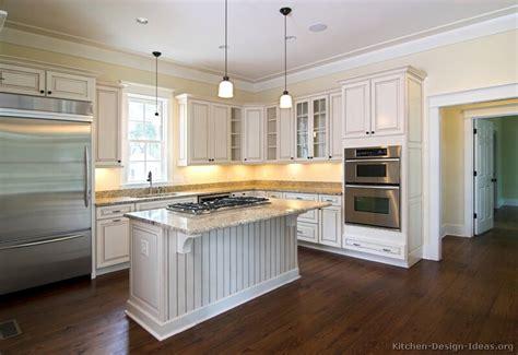 pictures of kitchens with white cabinets decor