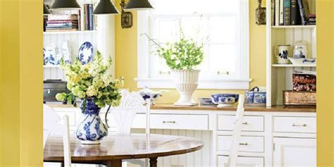 yellow accessories for kitchen 10 yellow kitchens decor ideas kitchens with yellow walls 1685