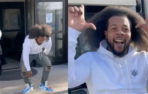 Rapper Rowdy Rebel released from prison and here WILDING OUT