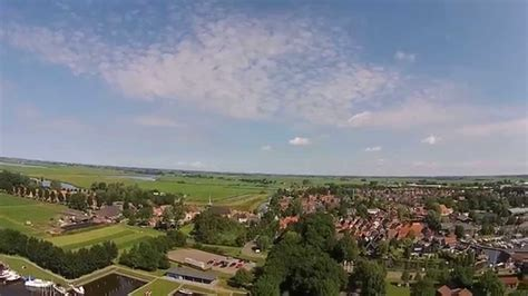 Heeg Report by Heeg Friesland The Netherlands Dji Phantom Vision Youtube