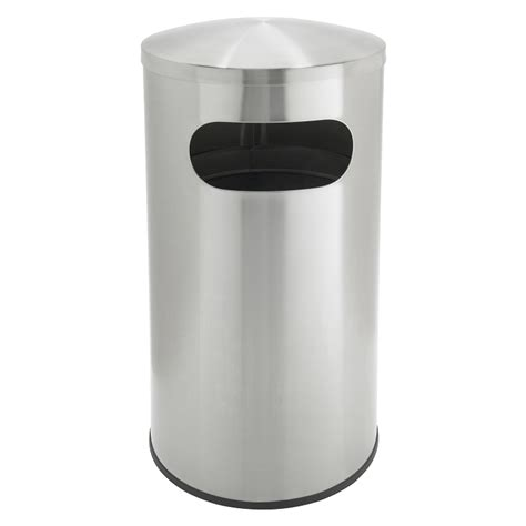 allure  gallon stainless steel garbage  recycle