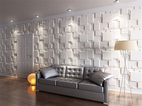 amazing 3d board wall panels the archplace