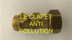 Clapet Anti Pollution : le clapet anti pollution youtube ~ Melissatoandfro.com Idées de Décoration