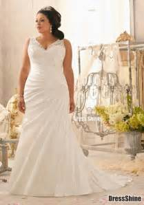 used plus size wedding dresses plus size wedding dresses with lace sleeves curvyoutfits