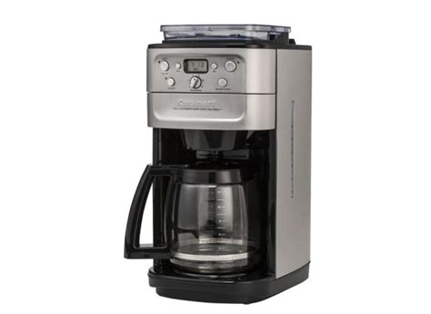 Get yours now to enjoy a few of the amazing brews and rather just for a fantastic cup of java. Cuisinart Burr Grind & Brew DGB-700BC coffee maker - Consumer Reports