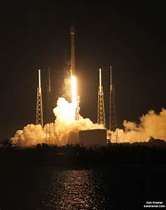 SpaceX Scores Spectacular Success Scorching Florida Sky ...