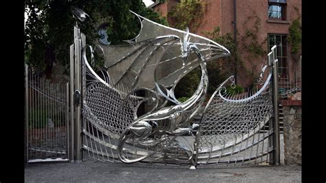 amazing gates forged gates home design ideas