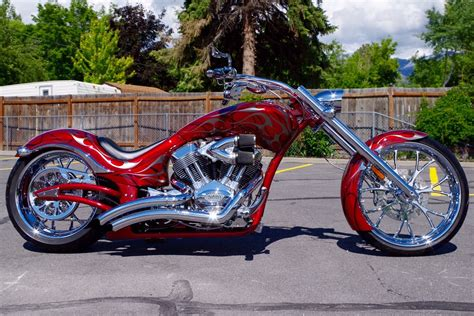 For Sale 2009 Big Dog Wolf Softail Custom Pro-street