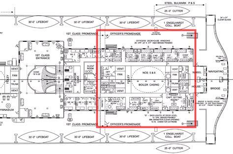 floorplans com murdoch 39 s cabin aboard titanic william murdoch