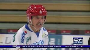 World's Oldest Hockey Player Celebrates 97th Birthday on ...