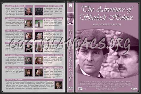 Sherlock Holmes (jeremy Brett) Dvd Cover