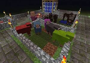Minecraft Zoo Minecraft Project
