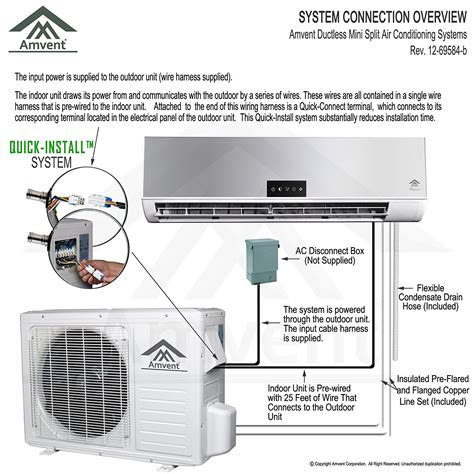 wiring diagram split air conditioner wiring diagram and