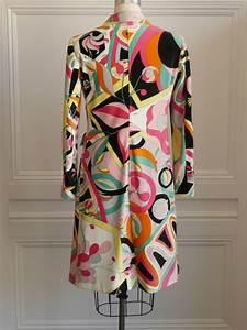 emilio pucci 1960s 1970s 1980s vintage retro dresses coats