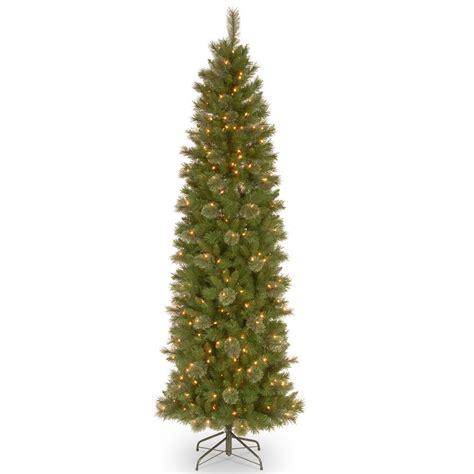 national tree company 7 1 2 ft tacoma pine pencil slim