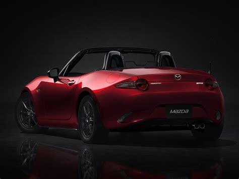 2016, Mazda, Miata, Roadster, n p Wallpapers HD / Desktop ...