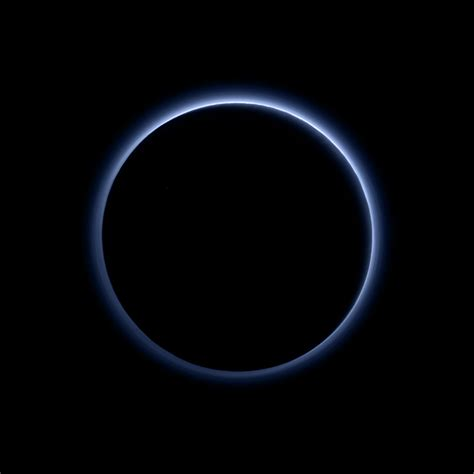 A Colorful World: New Images of Pluto Show Blue Skies and ...