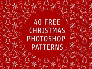 Christmas, Patterns, For, Photoshop, Free, And, Premium, Pat, Files