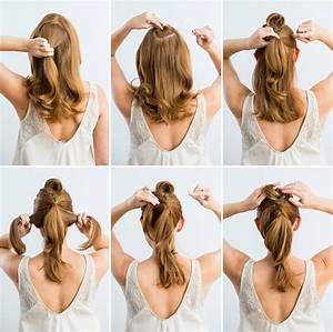 Frisuren selber machen anleitung mittellang