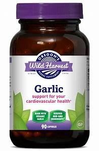 Organic Garlic Capsules