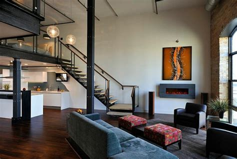 Loft Der Moderne Lebensstilmodernes Loft Design 2 by Loft Einrichten 92 Verbl 252 Ffende Ideen