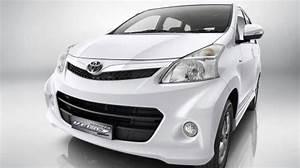 All New Toyota Avanza 2012 Harga Dan Spesifikasi