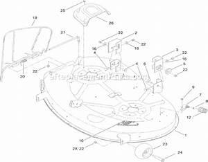 32 Toro Z4200 Parts Diagram