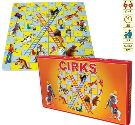 Spēle Cirks kastē