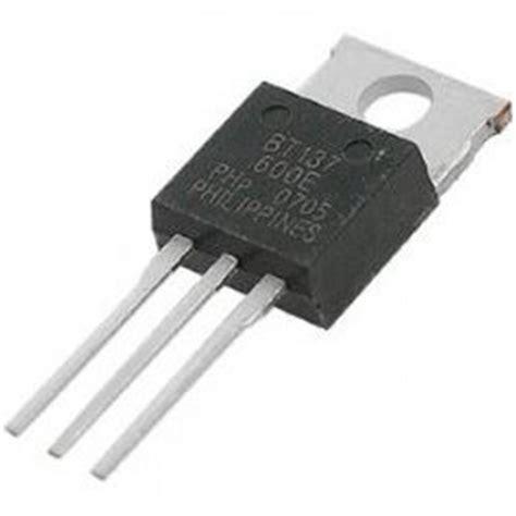 Triac Faranux Electronics