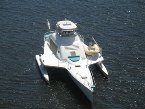 Power Catamaran For Sale In Florida by 2007 Stuart Catamarans Multihull Powerboat For Sale In Florida