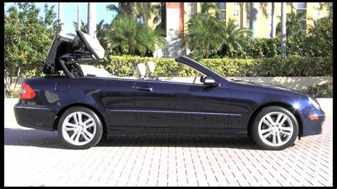 mercedes benz clk capri blue metallic autos