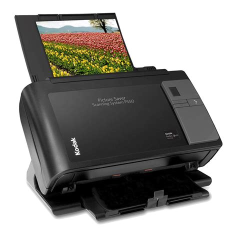 new kodak 1099183 kodak ps80 sheetfed scanner 48 bit