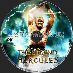 The Legend of Hercules dvd label - DVD Covers & Labels by ...