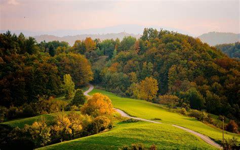 Autumn Forest Hills & Way Wallpapers  Autumn Forest Hills