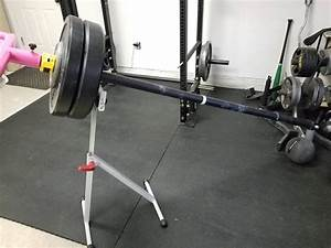 Low, Cost, Alternative, To, A, Landmine, Stand, Homegym