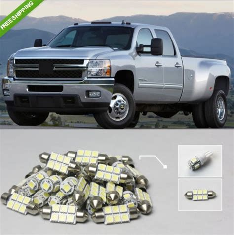 led cab lights chevy led interior light package kit for chevrolet silverado