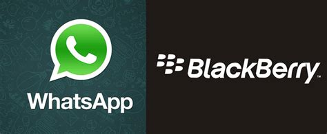 whatsapp is giving up on blackberry caigns of the world