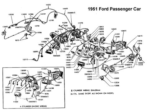 Wiring Diagram 1951 F1 Ford Truck by 1000 Images About Wiring On