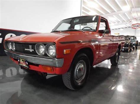 1975 Datsun Truck by 1975 Datsun 620 Truck For Sale 1861513 Hemmings