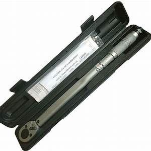 Torque Wrench 1  2 U0026quot  Dr Professional Torque Wrench