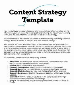 a content strategy template you can build on moz With example cloud strategy document