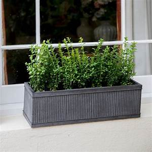 Steel, Vence, Window, Box, In, Small, Or, Large
