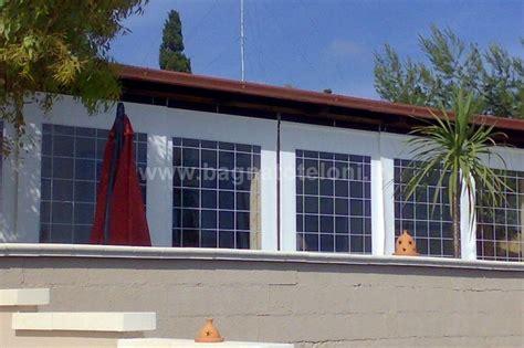 Tende Da Sole In Pvc Tende In Plastica Per Balconi Galleria Di Immagini