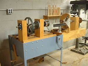 PDF Plans Homemade Wood Lathe Tool Rest Plans Download