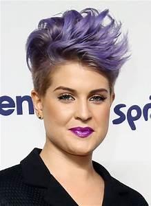 Kelly Osbourne Spiked Hair - Short Hairstyles Lookbook ...