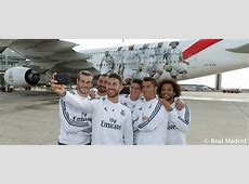 Emirates et le Real Madrid prolongent leur accord vers d
